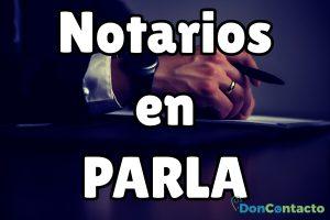 Notarios en Parla