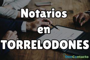 Notarios en Torrelodones