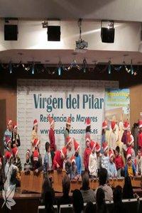 Virgen del Pilar, Residencia de Mayores en Boadilla del Monte