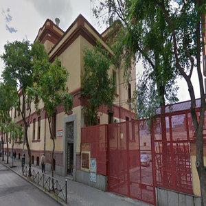 San Vicente, residencia de ancianos en Chamberí