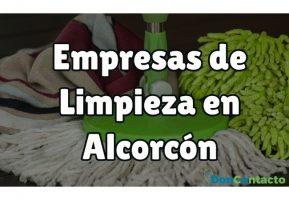 Empresas de Limpieza en Alcorcón