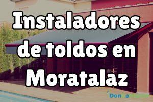 Instaladores de toldos en Moratalaz