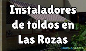 Instaladores de toldos en Las Rozas