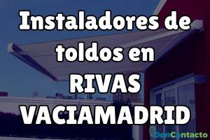 Instaladores de toldos en Rivas Vaciamadrid