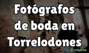 Fotógrafos de boda en Torrelodones