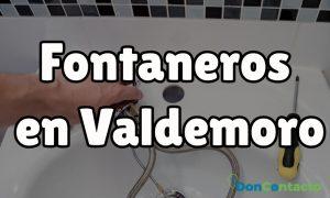 Fontaneros en Valdemoro