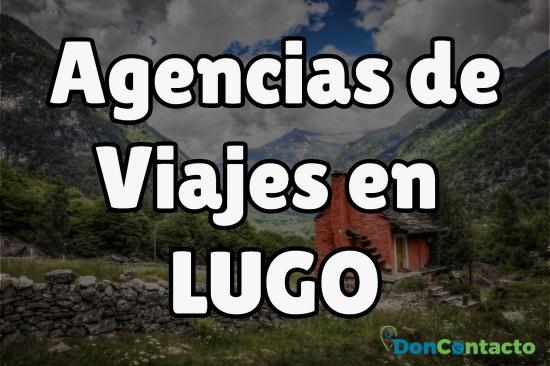 Agencias de Viajes en Lugo