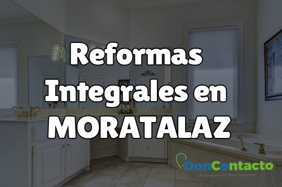 Reformas integrales en Moratalaz