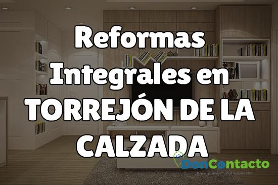 Reformas Integrales en Torrejón de la Calzada