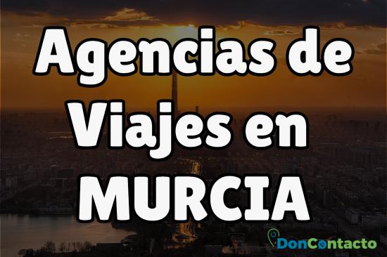 Agencias de Viajes en Murcia