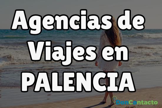 Agencias de Viajes en Palencia