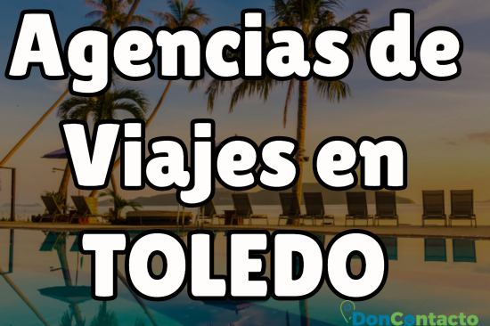 Agencia de viajes en Toledo