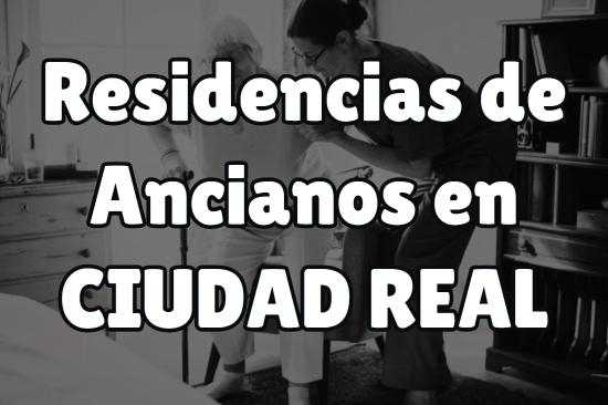 Residencia de Ancianos en Ciudad Real