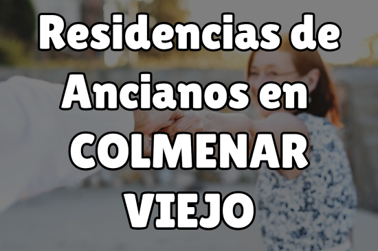 Residencia de Ancianos en Colmenar Viejo