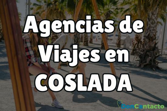 Agencias de viajes en Coslada