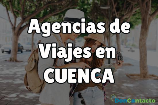 Agencias de viajes en Cuenca