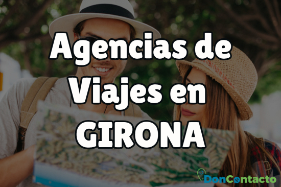 Agencias de viajes en Girona