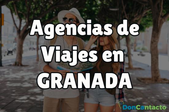 Agencias de viajes en Granada