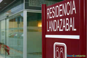 Landazabál, Residencia de Ancianos en Navarra