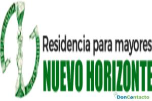 Nuevo Horizonte, residencia para mayores