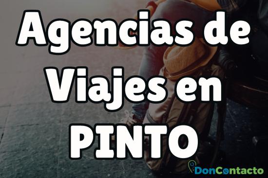 Agencias de viajes en Pinto