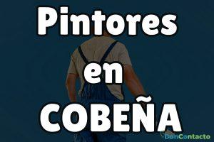 Pintores en Cobeña