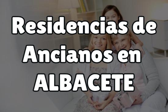 Residencia de Ancianos en Albacete