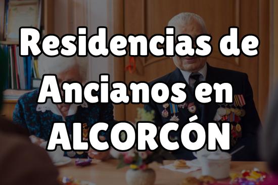 Residencia de Ancianos en Alcorcón