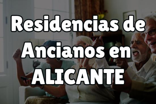 Residencia de Ancianos en Alicante