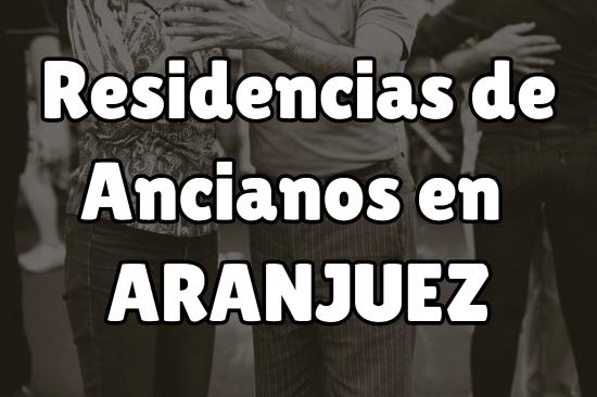 Residencia de Ancianos en Aranjuez