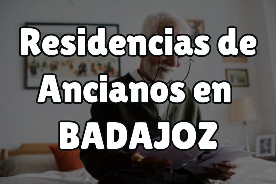 Residencia de Ancianos en Badajoz