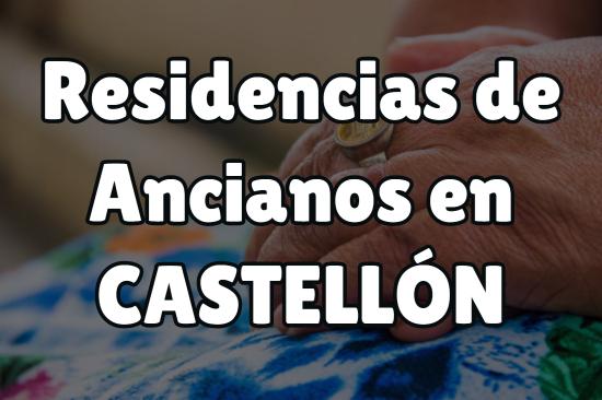 Residencia de Ancianos en Castellón