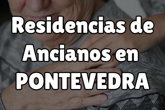 Residencia de Ancianos en Pontevedra