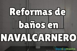 Reformas de baños en Navalcarnero