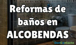 Reformas de baños en Alcobendas