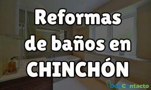 Reformas de baños en Chinchón