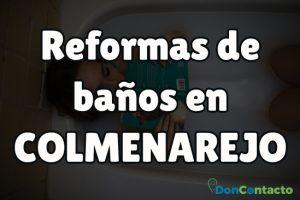Reformas de baños en Colmenarejo