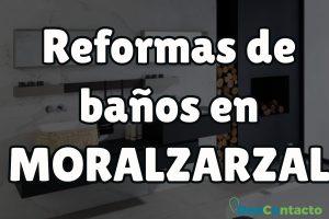 Reformas de baños en Moralzarzal