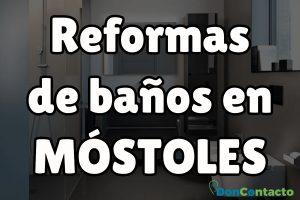 Reformas de baños en Móstoles