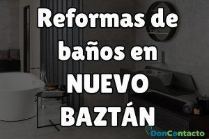 Reformas de baños en Nuevo Baztán