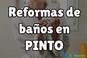Reformas de baños en Pinto