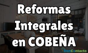 Reformas integrales en Cobeña