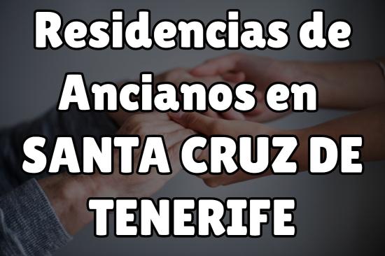 Residencia de Ancianos en Santa Cruz de Tenerife