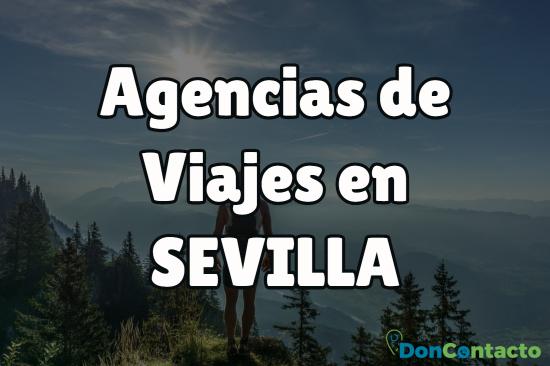 agencias de viajes en Sevilla