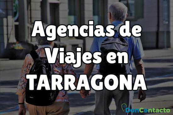 Agencias de viajes en Tarragona
