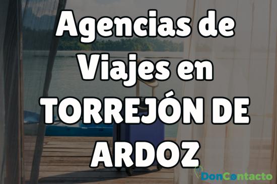 Agencias de viajes en Torrejón de Ardoz