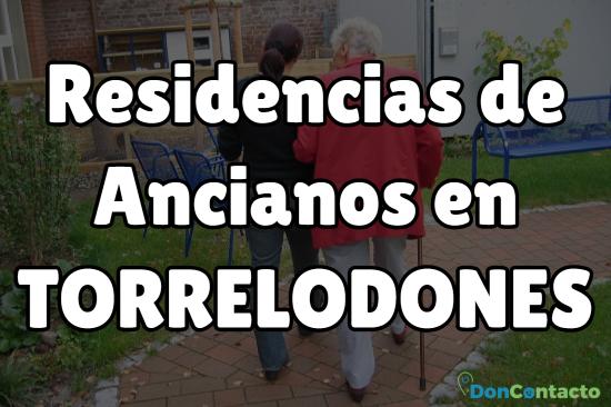 residencias de ancianos en Torrelodones