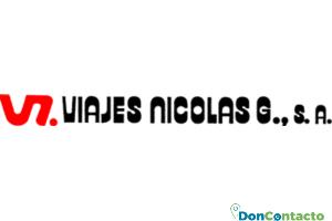 Viajes Nicolás G., S. A.