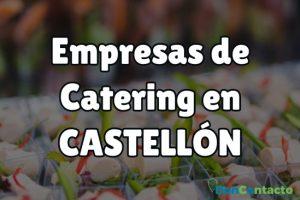 Empresas de catering en Castellón