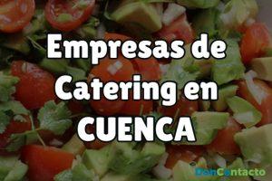 Empresas de Catering en Cuenca